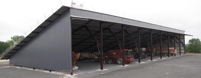 Photovolta que gibeaux - Hangar photovoltaique agricole ...